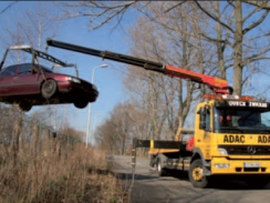 T Cranes for Tow Trucks